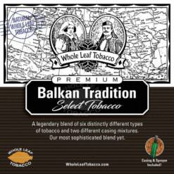 Balkan Tradition (25 – 1 lb Bags)