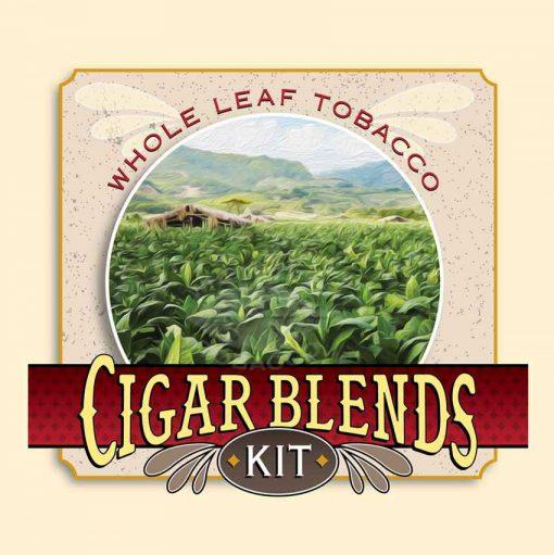 Azucarado Oscuro II Cigar Blend Kit, 1lb.