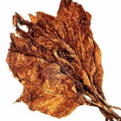 Flue Cured Virginia DOUBLE Bright Leaf Unmanufactured tobacco,  1lb.
