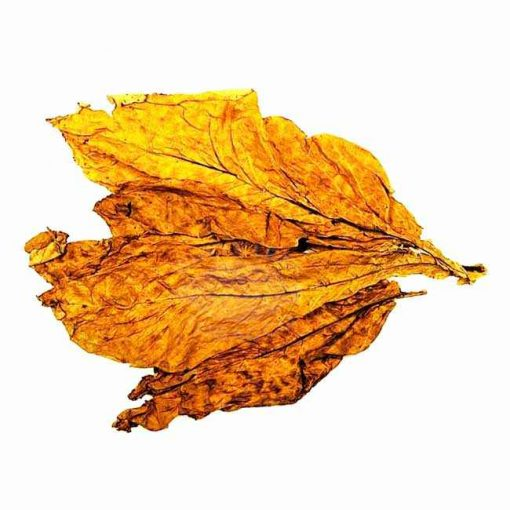Flue Cured Virginia Bright Leaf Unmanufactured Tobacco,  1lb.