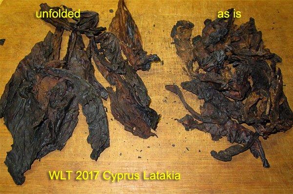 Cyprus Latakia Tobacco