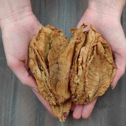 Stacked Basma Whole Leaf Turkish Tobacco 1/2 lb.