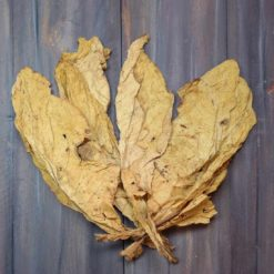 "Flue Cured Virginia ""Lemon"" Unmanufactured Tobacco, 1lb."