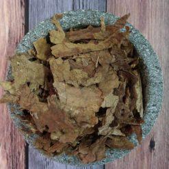 Threshed Maryland Tobacco Leaves, round