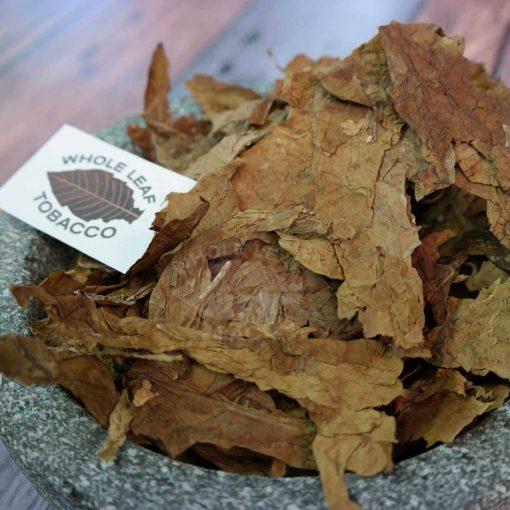 Threshed Maryland Tobacco Leaves
